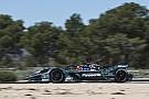 New Formula E car