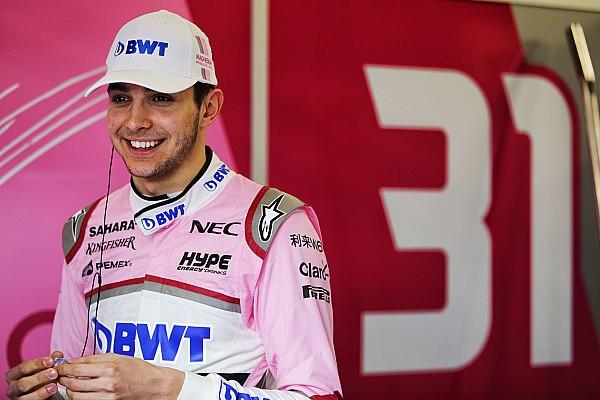 F1 突发新闻 奥康:我必须在2018年向梅赛德斯证明自己