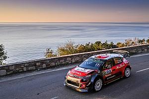 WRC Breaking news Citroen