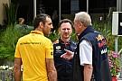 Formel 1 Christian Horner: Beziehung zu Renault