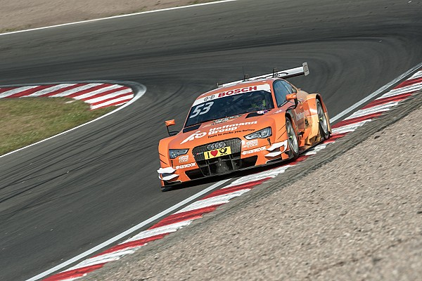 Zandvoort DTM: Green takes provisional pole, is under investigation