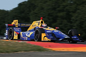 IndyCar Qualifiche Prima pole in Indycar per Alexander Rossi a Watkins Glen