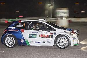 CIR Prova speciale Rally Due Valli: Andreucci ipoteca il tricolore vincendo gara 1