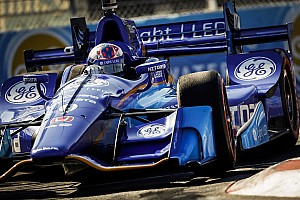 IndyCar Breaking news Hull credits Honda and Ganassi team for offseason progress