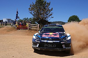 WRC Leg report Australia WRC: Ogier closes in on lead as Mikkelsen hits trouble