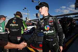 NASCAR Truck Breaking news Ben Rhodes to remain with ThorSport for 2017 NASCAR Truck season