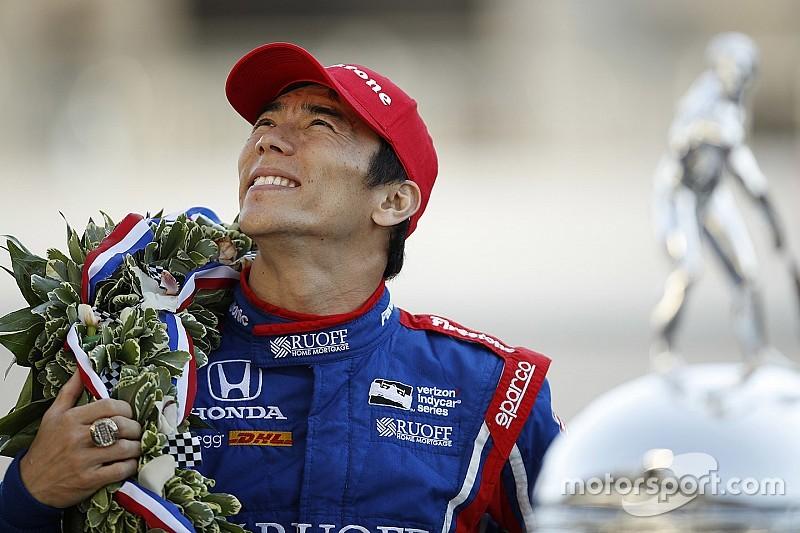 Американского журналиста уволили за твит о победе Сато в Indy 500