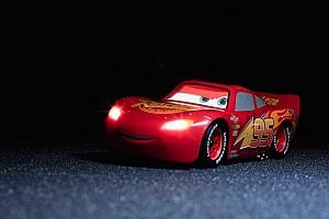 Automotive Noticias de última hora Un Rayo McQueen de radio control que mueve los ojos