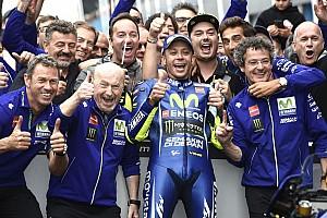 Valentino Rossi - Review paruh musim MotoGP 2017
