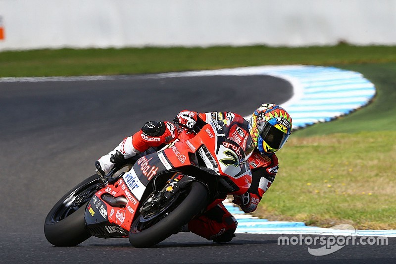 Major World Superbike shake-up unlikely in 2017, says Davies