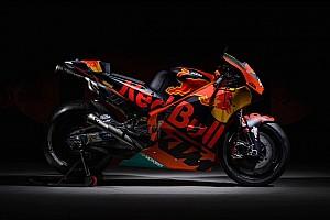 KTM muestra los colores de su moto para 2017
