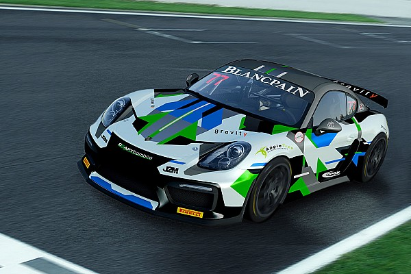Three Porsches for Craft-Bamboo Racing to contest Blancpain GT Series Asia
