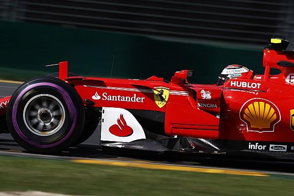 Stop/Go Livefeed Räikkönen kocsijában már két alkatrészből is a második van bent