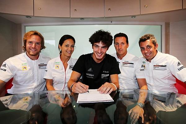 Carrera Cup Italia Ultime notizie Rovera è il giovane che rappresenterà l'Italia all'International Shoot Out della Carrera Cup