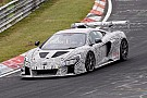 Automotive Mysterious McLaren 675LT Race Car Spied On The Nürburgring
