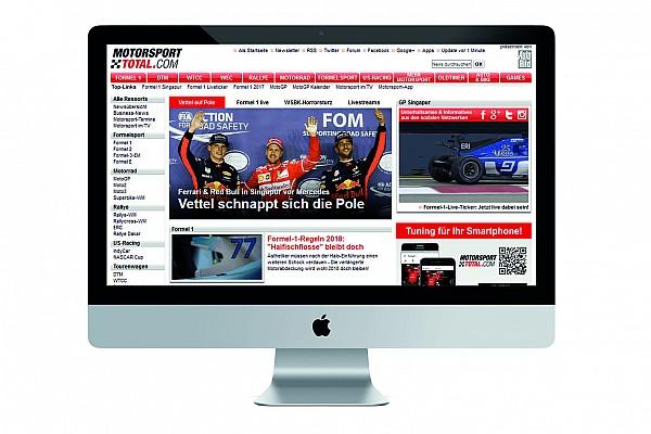 ALLGEMEINES Motorsport.com-News Motorsport Network erwirbt sport media group und expandiert in Deutschland