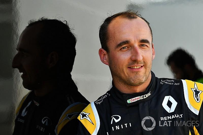 Kubica rompe com Renault para buscar vaga na F1, diz site
