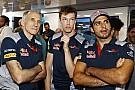 Sainz, Toro Rosso'yu son bölüme taşıdığı için mutlu