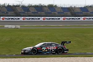DTM Nieuws DTM Lausitzring: Wickens pakt pole weg voor Brits trio