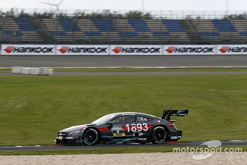 lausitzring dtm wickens leads british trio in second. Black Bedroom Furniture Sets. Home Design Ideas