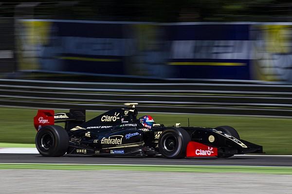 فورمولا 3.5: فيتيبالدي يقترب من صدارة البطولة بعد فوزه بالسباق الثاني في خيريز