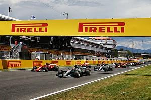 Formule 1 Statistiques Stats Pirelli - Quand les pneus F1 font 2,5 fois le tour de la Terre