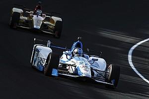 IndyCar Отчет о тренировке Андретти стал быстрейшим в тренировке Indy 500, Алешин 9-й, Алонсо 19-й