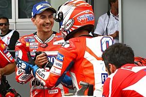 MotoGP News Lorenzo lobt Dovizioso: