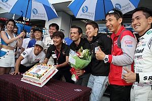 スーパーGT 速報ニュース 【スーパーGT】JP・デ・オリベイラ、参戦100戦目「すごく光栄だよ」