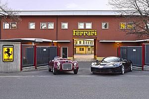 Auto Actualités Ferrari fêtera ses 70 ans sur le Circuit Paul Ricard