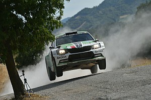 CIR Gara Umberto Scandola domina un Rally di San Marino mozzafiato