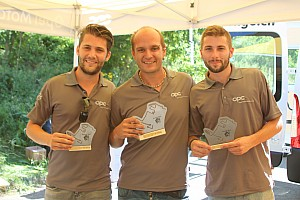 Coupes marques suisse Résumé de course OPC Challenge : Mission parfaite de Sandro Fehr
