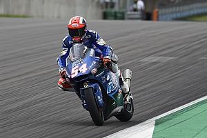 Moto2 Qualifying report Moto2 Rep. Ceko: Pasini sabet pole perdana
