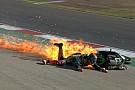 WSBK Tom Sykes, baja en Portimao tras un espectacular accidente