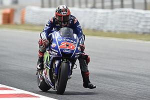 MotoGP Noticias de última hora Yamaha cancela el test del miércoles en Aragón y se queda en Montmeló