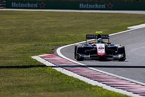 GP3 Reporte de la carrera Alesi encabeza el dominio de Trident en GP3