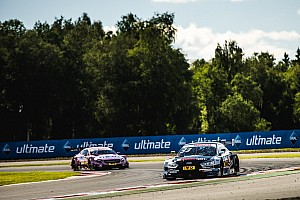 DTM Race report Moscow DTM: Rast retakes points lead with Saturday win