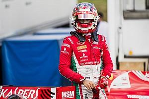 FIA F2 Noticias de última hora Leclerc pierde la pole position de Hungría