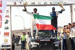 بطولة الشرق الأوسط للراليات أخبار عاجلة اعتراض واعتراض مُضاد في رالي الأردن