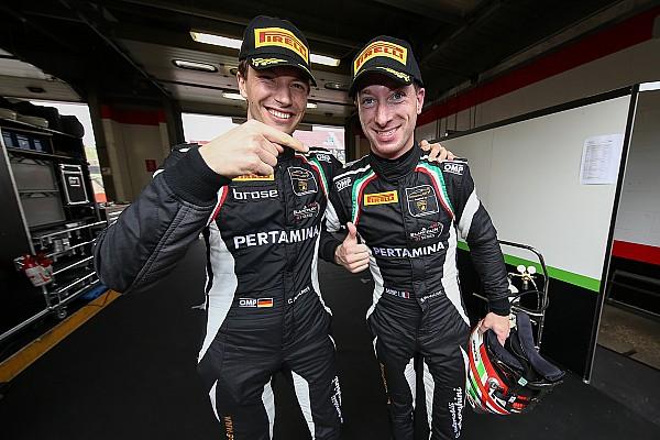 Bortolotti ed Engelhart trionfano anche nella Main Race a Brands Hatch