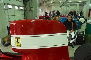 Formula 1 Intervista Minardi Day, Caffi racconta in video: