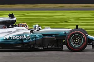 Formel 1 2017 in Suzuka: Lewis Hamilton mit Rekord-Polerunde