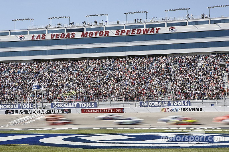 Full NASCAR 2019 Las Vegas weekend schedule