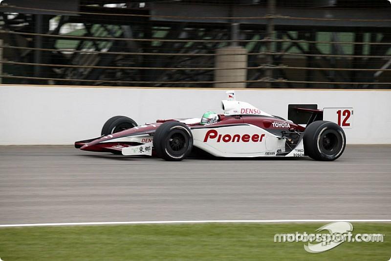 Kobayashi to run tribute livery in Super Formula decider
