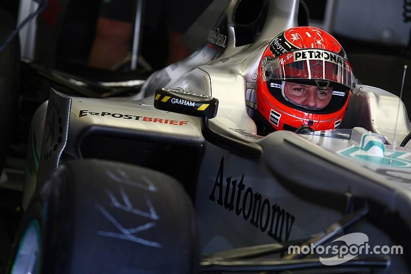 Wolff: Schumacher speelde 'cruciale rol' in successen Mercedes
