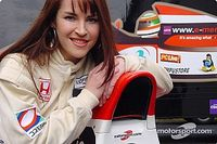 The last female racer to reach Japan's top level