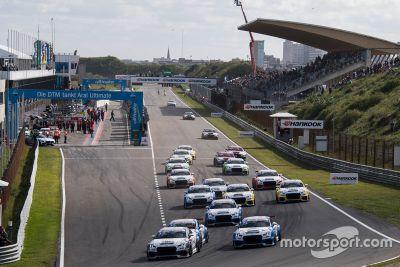 Audi Sport TT Cup: Zandvoort