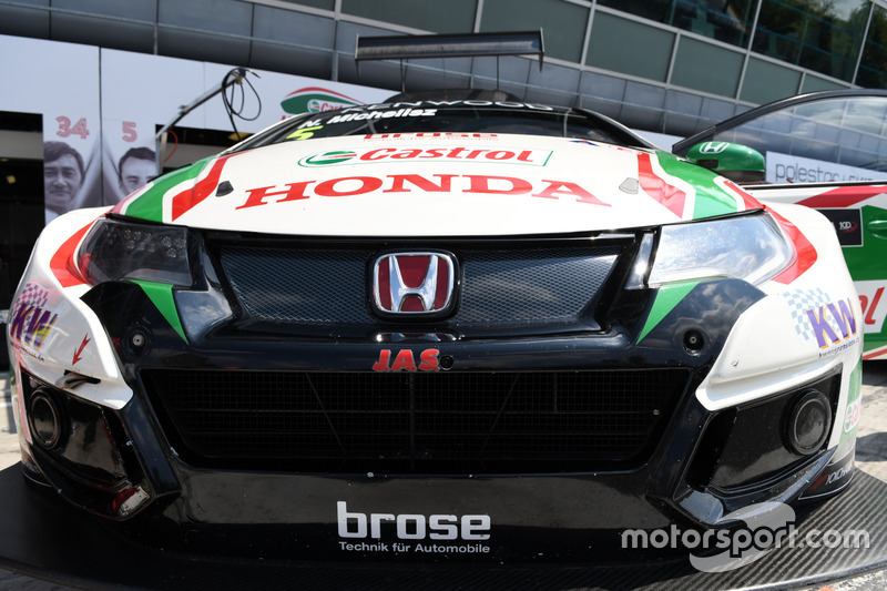 Norbert Michelisz, Castrol Honda World Touring Car Team