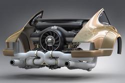 Singer e Williams criam supermotor a ar