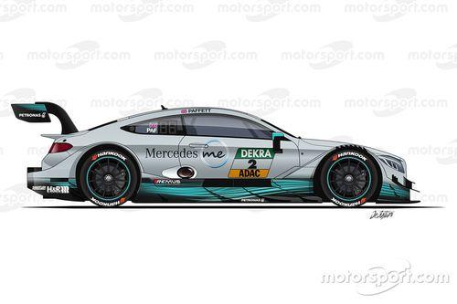 Mercedes-AMG DTM Team HWA
